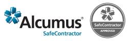 alcumus safe contractor certifcate dtt croydon