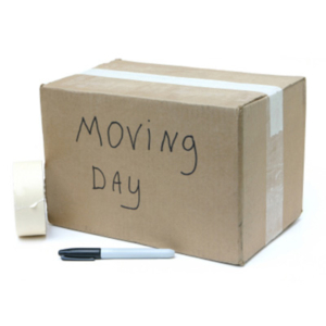 ordering packing materials, moving house, house removals, dtt, essential moving house guide