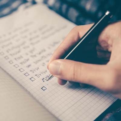 dtt moving house checklist, checklist for moving house